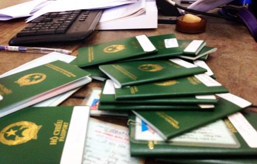 Hướng dẫn làm hộ chiếu đi xuất khẩu lao động