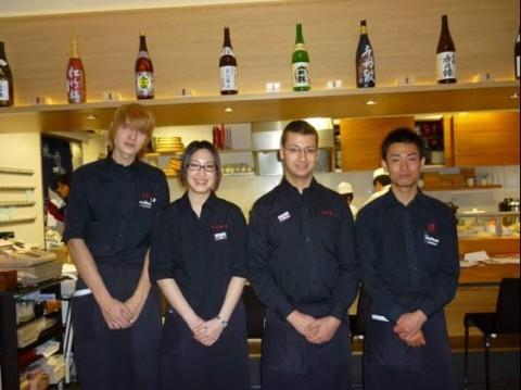 Du học Nhật vừa học vừa làm tại nhà hàng Nhật Bản