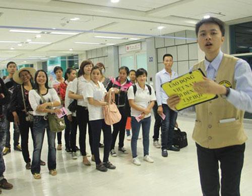 Luật cho lao động Việt Nam làm việc tại Đài Loan 2014,2015