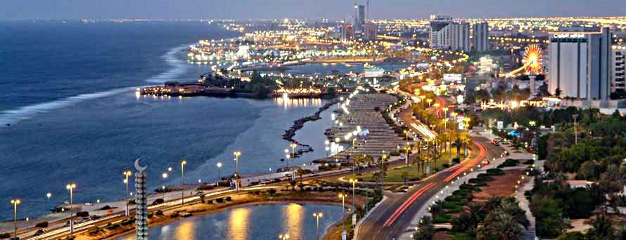 thanh pho Jeddah