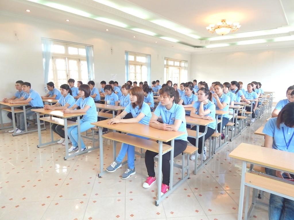 Công ty Cổ phần Nhân lực Thuận Thảo ( xuất khẩu lao động thuận thảo jsc) đào tạo
