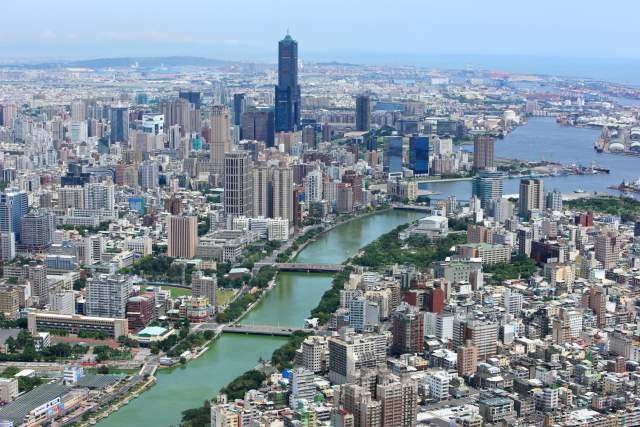 Giới thiệu về thành phố Cao Hùng Đài Loan