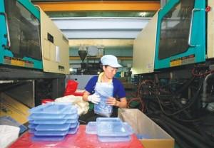 Tuyển 10 nữ làm linh kiện hộp đựng mỹ phẩm, linh kiện nhựa tại nhà máy công ty ÁI QUANG TP CAO HÙNG ĐÀI LOAN