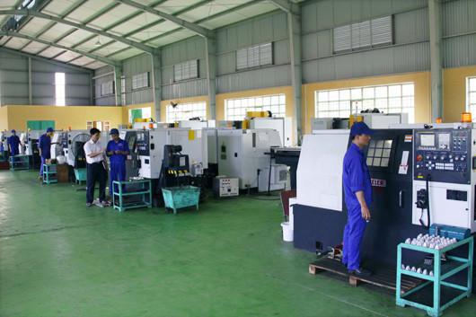 Tuyển 02 nam là nhữa tại nhà máy KIM AN TOÀN ĐÀI NAM