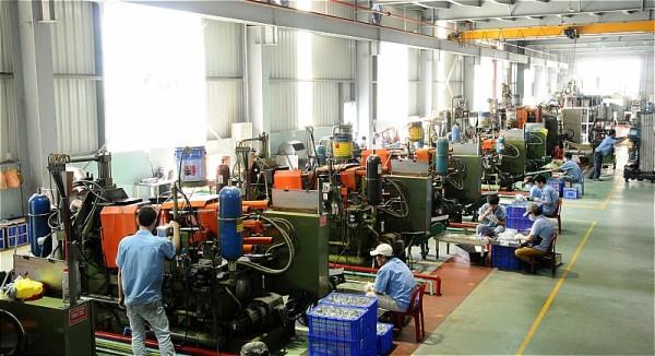 Tuyển 10 nam xuat khau lao dong dai loan làm cơ khí nhà máy Hưng Đài Nghiệp Tân Bắc Đài Bắc