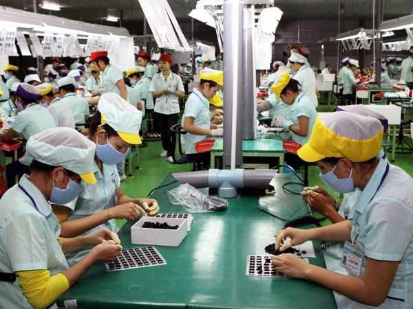 Tuyển 03 nữ lắp ráp điện tử tại GIFU Nhật Bản