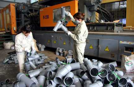 Tuyển 04 lao động làm nhựa tại nhà máy Triển Tân ĐÀI TRUNG