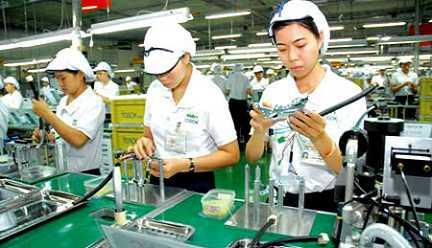 Tuyển 15 nữ làm điện tử tại nhà máy Bách Dung ĐÀI TRUNG