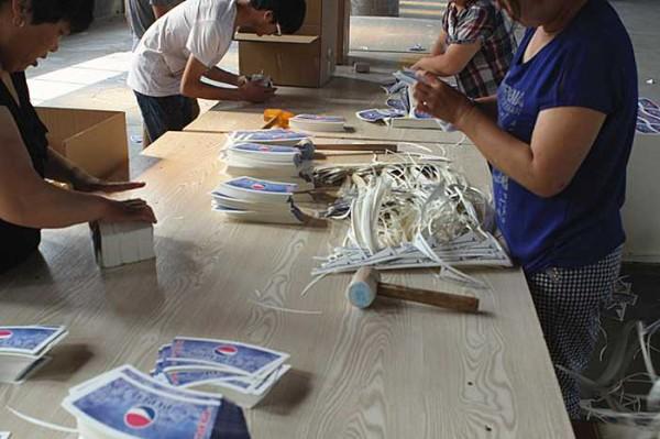 Tuyển 40 lao động làm cốc, đĩa giấy tại nhà máy Vĩnh Cát ĐÀI BẮC