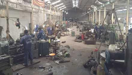Tuyển 03 nam xuat khau lao dong dai loan làm sắt, nhựa tại nhà máy Hòa Kiện TÂN BẮC