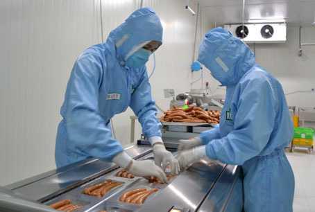 Tuyển 10 nam làm thực phẩm tại nhà máy Bích Luân Sinh ĐÀI BẮC
