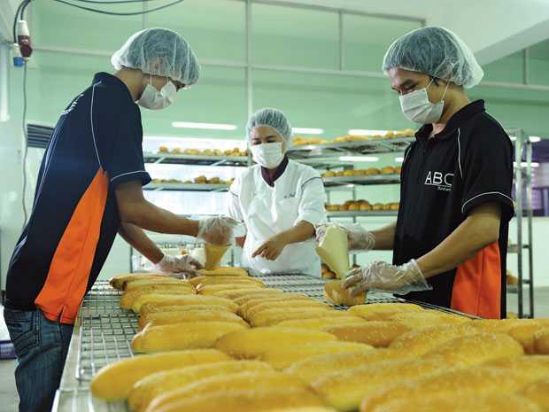 Tuyển 20 lao động làm bánh mỳ tại nhà máy Hoa Kiều CAO HÙNG
