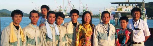 Công ty Cổ phần thương mại Châu Hưng