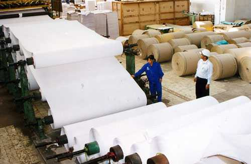 Tuyển 04 nam làm sản xuất giấy tại nhà máy Khang Na Hương ĐÀI NAM