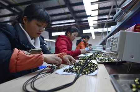 Tuyển 02 nữ làm điện tử tại nhà máy Nghiêm Dương ĐÀI BẮC