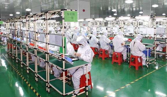 Tuyển 04 nam làm điện tử tại nhà máy Húc Tường Đài Nam xuất cảnh sớm