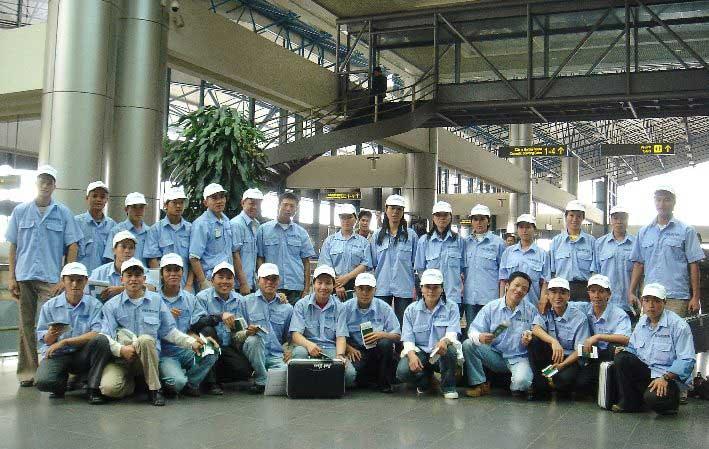 Danh sách đơn hàng vợ chồng , nam nữ đi xuất khẩu lao động Đài Loan