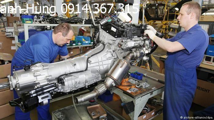 Xuất khẩu lao đông Ban Lan ngành cơ khí